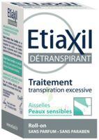 Etiaxil Aisselles Détranspirant Peau Sensibles Roll-on/15ml à ALES