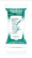 Saugella Antiseptique Lingette Hygiène Intime Paquet/15 à ALES