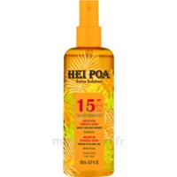 Hei Poa Monoi Solaire Ao Spf15 Huile Spray/150ml à ALES