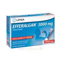 Efferalgan 1g Cappuccino Granules 8 Sachets à ALES