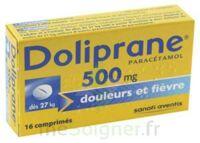 Doliprane 500 Mg Comprimés 2plq/8 (16) à ALES