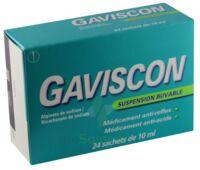 Gaviscon, Suspension Buvable En Sachet à ALES