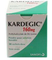 Kardegic 160 Mg, Poudre Pour Solution Buvable En Sachet à ALES