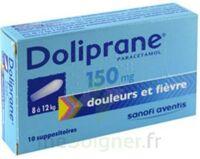 Doliprane 150 Mg Suppositoires 2plq/5 (10) à ALES