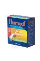 Fluimucil Expectorant Acetylcysteine 200 Mg Adultes Sans Sucre, Granulés Pour Solution Buvable En Sachet édulcorés à L'aspartam Et Au Sorbitol à ALES