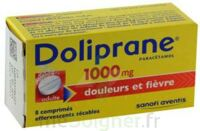 Doliprane 1000 Mg Comprimés Effervescents Sécables T/8 à ALES