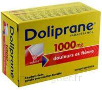Doliprane 1000 Mg Poudre Pour Solution Buvable En Sachet-dose B/8 à ALES