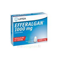 Efferalgan 1000 Mg Comprimés Pelliculés Plq/8 à ALES