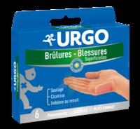 Urgo Brulures-blessures Petit Format X 6 à ALES