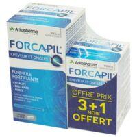 Forcapil Gélules Croissance Vitalité Cheveux Ongles B/180+60 à ALES