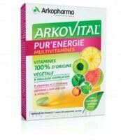 Arkovital Pur'energie Multivitamines Comprimés Dès 6 Ans B/30 à ALES