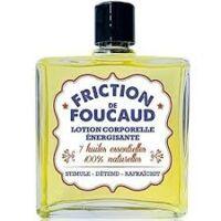 Foucaud Lotion Friction Revitalisante Corps Fl Verre/100ml Vintage à ALES