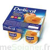 Delical Nutra'pote Dessert Aux Fruits, 200 G X 4 à ALES