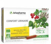 Arkofluide Bio Ultraextract Solution Buvable Confort Urinaire 20 Ampoules/10ml à ALES