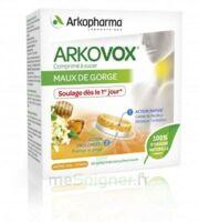 Arkovox Comprimés à Sucer Miel Citron B/20 à ALES