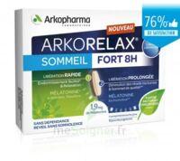 Arkorelax Sommeil Fort 8h Comprimés B/15 à ALES