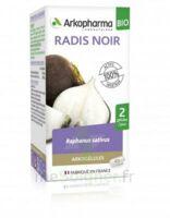 Arkogélules Radis Noir Bio Gélules Fl/40 à ALES