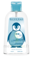 Abcderm H2o Solution Sans Rinçage Nettoyante Bébé Fl Pompe/1l à ALES