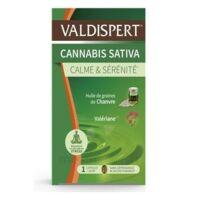 Valdispert Cannabis Sativa Caps Liquide B/24 à ALES