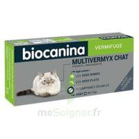 Biocanina Multivermyx Comprimés Vermifuge Chat B/2 à ALES