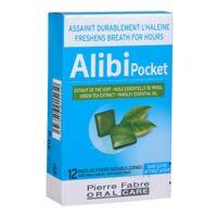 Pierre Fabre Oral Care Alibi Pocket 12 Pastilles à ALES