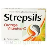 Strepsils Orange Vitamine C, Pastille à ALES