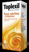 Toplexil 0,33 Mg/ml, Sirop 150ml à ALES