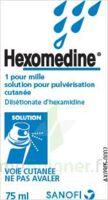 Hexomedine 1 Pour Mille, Solution Pour Pulvérisation Cutanée En Flacon Pressurisé à ALES