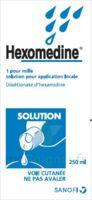 Hexomedine 1 Pour Mille S Appl Loc Fl/250ml à ALES