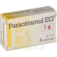 Paracetamol Eg 1 G, Comprimé à ALES