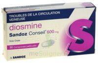 Diosmine Sandoz Conseil 600 Mg, Comprimé Pelliculé à ALES
