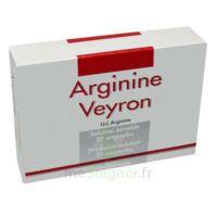 Arginine Veyron, Solution Buvable En Ampoule à ALES