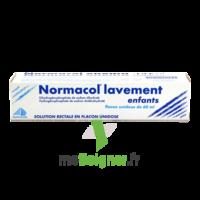 Normacol Lavement Enfants, Solution Rectale, Récipient Unidose à ALES