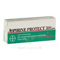 Aspirine Protect 300 Mg, Comprimé Gastro-résistant à ALES