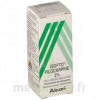 Isopto Pilocarpine 2 Pour Cent, Collyre à ALES