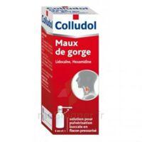 Colludol Solution Pour Pulvérisation Buccale En Flacon Pressurisé Fl/30 Ml + Embout Buccal à ALES