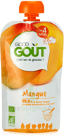 Good Goût Alimentation Infantile Mangue Gourde/120g à ALES