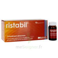 Ristabil Anti-fatigue Reconstituant Naturel B/10 à ALES