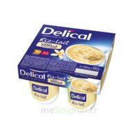Delical Riz Au Lait Nutriment Vanille 4pots/200g à ALES