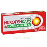 Nurofencaps 400 Mg Caps Molle Plq/10 à ALES