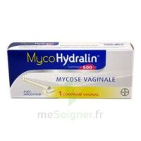 Mycohydralin 500 Mg, Comprimé Vaginal à ALES