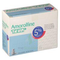 Amorolfine Teva 5 % Vernis Ongl Médic Médicamenteux 1fl Ver/2,5ml+spat à ALES