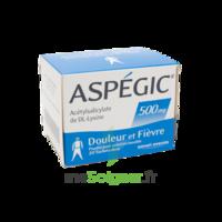 Aspegic 500 Mg, Poudre Pour Solution Buvable En Sachet-dose 20 à ALES