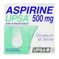 Aspirine Upsa 500 Mg, Comprimé Effervescent à ALES