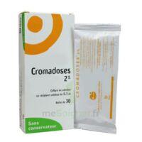 Cromadoses 2 Pour Cent, Collyre En Solution En Récipient Unidose à ALES