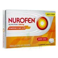 Nurofen 200 Mg, Comprimé Orodispersible à ALES