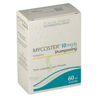 Mycoster 10 Mg/g Shampooing Fl/60ml à ALES