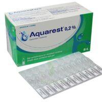 Aquarest 0,2 %, Gel Opthalmique En Récipient Unidose à ALES