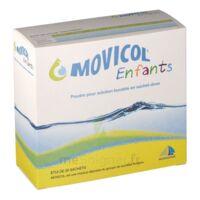 Movicol Enfants, Poudre Pour Solution Buvable En Sachet-dose à ALES
