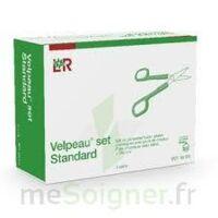 Velpeau Set Standard Set De Pansement Pour Plaies Chroniques Avec Paire De Ciseaux à ALES